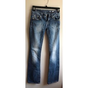 👖 Miss Me Jeans - size 27
